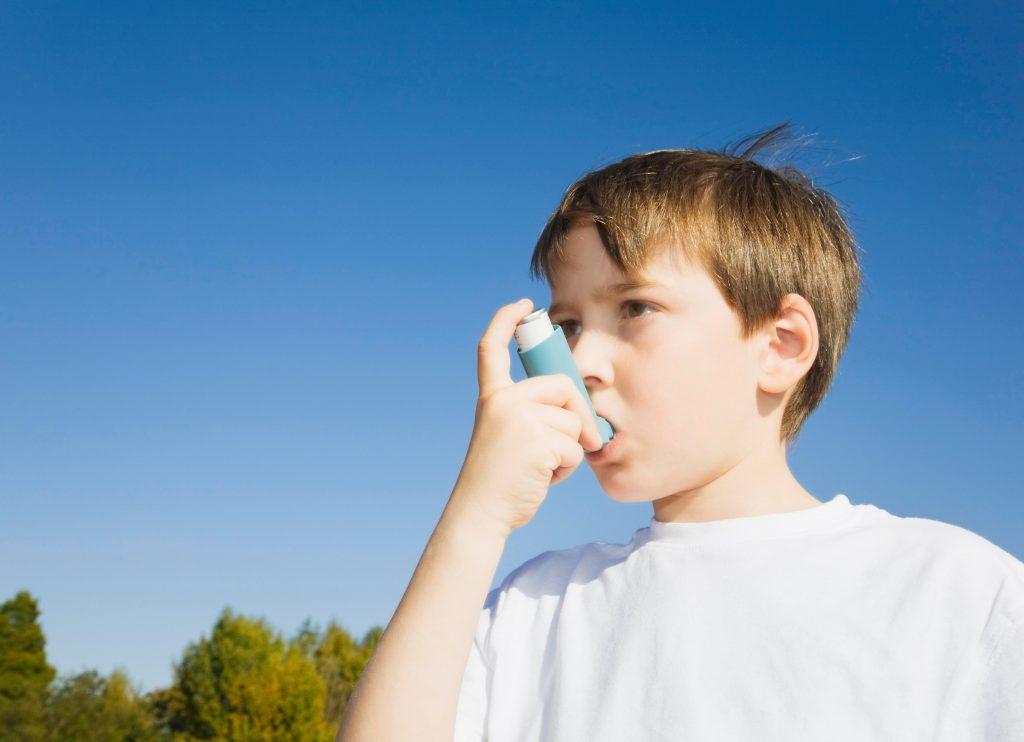 أعراض حساسية الصدر او الربو الشعبى عند الاطفال