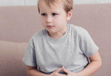 علاج النزلة المعوية عند الاطفال