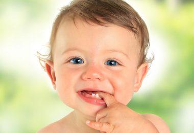 التسنين عند الاطفال والرضع