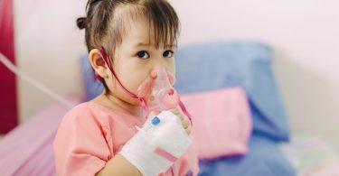 علاج الالتهاب الرئوى عند الاطفال